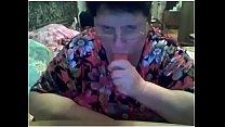 Russian Granny Skype--XGCAMS.COM pornhub video