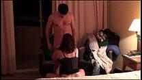 Wife fucked by stranger in hotel, cuckold filmed Image