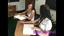 Bad Teen School Girls Play Lesbian Games pornhub video