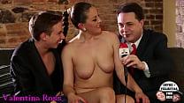 "Valentina Ross naked at ""Diprè plus Felicitas for Sex"""
