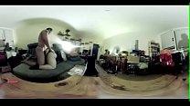 VR 360 Grad Mit BBW-Ex home Video Doggy und Cum