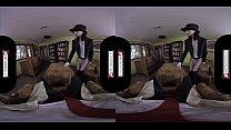 VR Cosplay X Superhero Zatanna Taking Huge Cock In Her Cunt [VR Porn]
