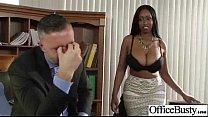 Sex Tape With Slut Office Bigtits Girl (codi bryant) clip-09