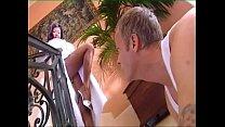 Порно училок с большими сиськами в белых чулках
