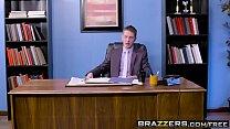 Big Tits at Work -  My Slutty Secretary scene starring Angela White and Markus Dupree image