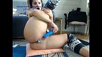 cute sexydea flashing boobs on live webcam - download porn videos