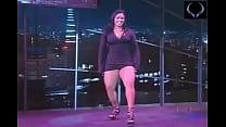 Big Butt Andressa Soares Danca do Creu
