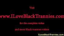 Black tgirl cocksucked in foursome />                             <span class=