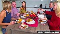 RealityKings - Sneaky Sex - Dick For Dinner Image