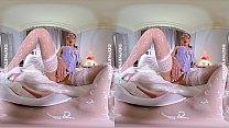 DDFNetwork VR - Sasha Rose Cosplay Masturbation in VR [VR Porn]