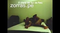 tremenda cachada amateur peruana Thumbnail