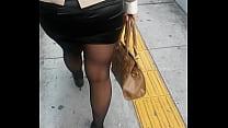 minifalda en el metropolitano