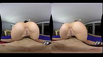 Fucking Anna's Tight Pussy (VR)