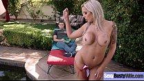(Nina Elle) Busty Milf Like Hard Style Sex On Camera video-19