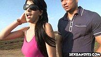 Amzing teenie tiny latina babe gets nailed! 01