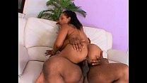 Ebony girl loves big black cocks