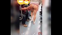 Jovencita Se Deja Manosear En El Metro Cdmx Annysexlove