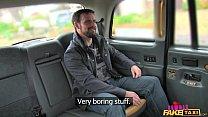 Female Fake Taxi Marine gives driver a good fuck thumbnail