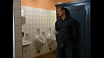 Galina Fucks Stranger In Toilet Bar