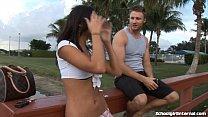 Hot Teen Gets Pissed When He Cums In Her! [우연한 섹스 accidental]