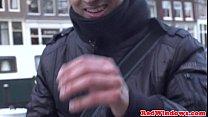 Curvy amsterdam hooker being doggystyled Vorschaubild
