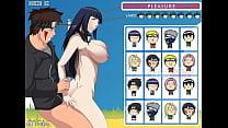Hinata's Memory Game