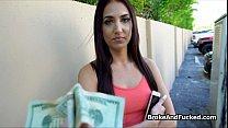 Screenshot Broke teen n eeds cock n cash