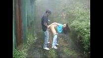 homemade outdoor sex.