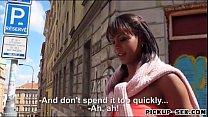Kinky Czech slut gets nailed for money Thumbnail
