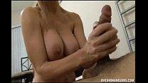 Horny Milf Enjoys Big-Sized Cocks