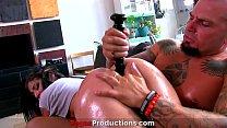 Pegas Productions - Heidi Van Horny Strech is ass
