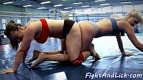 asian lesbian orally pleasures euro babe & xnxxxtube thumbnail