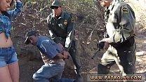 Police woman hd Mexican border patrol agent has...
