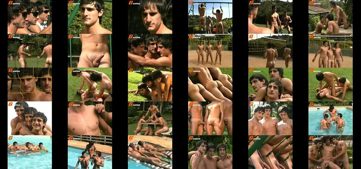 Gallery nude straight men