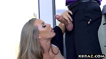 Maid beauty with big tits gets fucked by the husband image