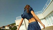 Gilda Roberts gets hard spanks on Tamed Teens pornhub video