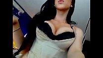 Hot amateur cutie fingering on webcam pornhub video