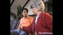 Granny And This Young Guy Having Sex Vorschaubild