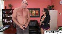 Lovely Girl (lela star) With Big Tits Get Bange...