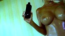 Mandy Bright Solo Action Blowjob Vorschaubild