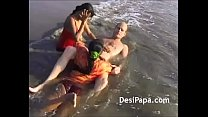 Indian Teens Gangbang Threesome Group Sex On Beach Thumbnail