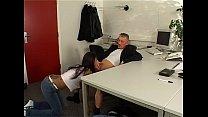 Chef fickt Bewerberin -  The boss fucks his secretary - download porn videos