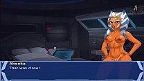 Star Wars Orange Trainer Part 17 pornhub video
