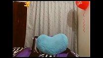 Chubby milf tits on webcam