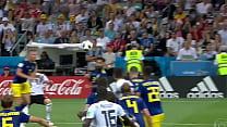 gol do kroos contra a suécia aos 44' do segundo tempo