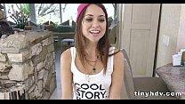 Teenie tiny girl fucked silly Riley Reid 92 pornhub video