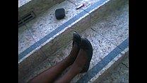 SEXY PLUMP STIN KY EBONY SOLES