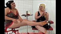 PREVIEW-Birthday-Foot-Cake-Sploshing-AliceInBondageLand