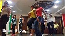 Hot Akshara Singh Dance Rehearsal and shaking boobs Thumbnail