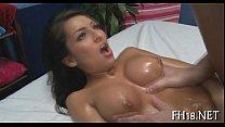 Sexy 18 gal gets fucked hard
